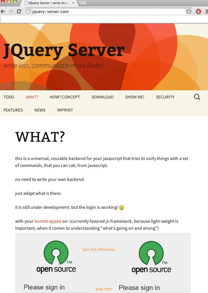 jquery-server.com