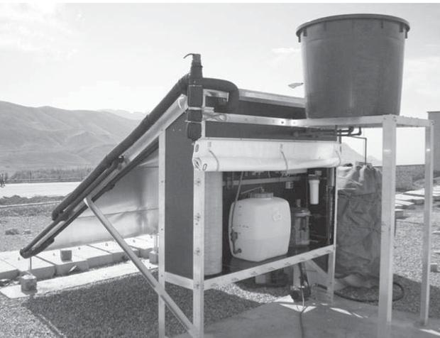 solare entsalzungs wasseraufbereitungs membranfilter wartungsfrei fraunhofer institut solarentsalzung
