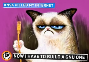 nsa killed my internet