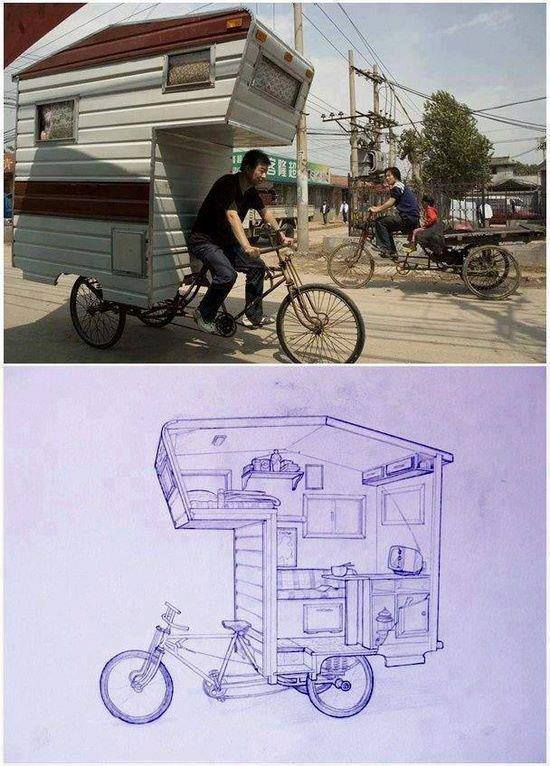 sustainable mobile home