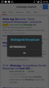 android mobile cellbroadcast mobilgerät disable cellbroadcastreceiver.apk