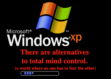 Windows XP and total mind Control