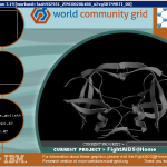 world community grid - donate computing power - map cancer markers project2