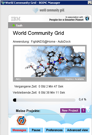 world community grid - donate computing power - map cancer markers project3