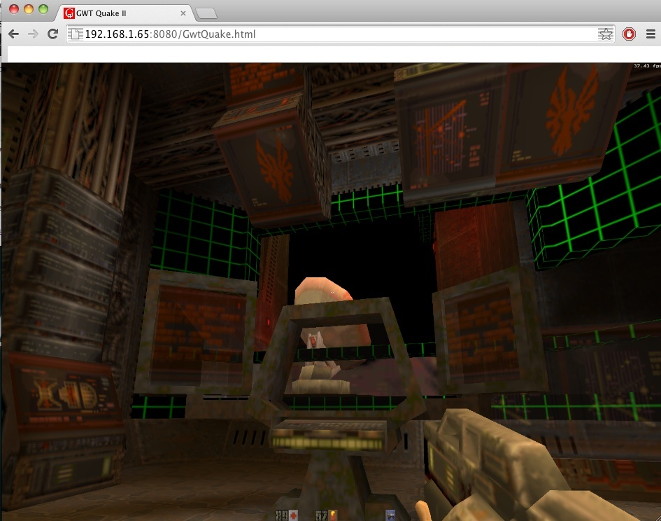 Quake2 as JavaScript fascinating4