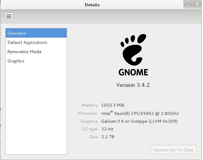 debian gnome 3.4.2 - about gnome