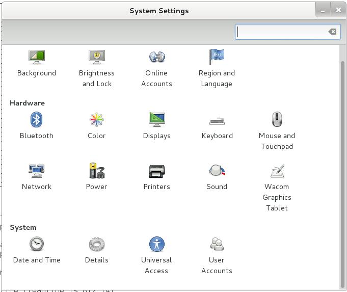 debian gnome 3.4.2 - system settings universal access