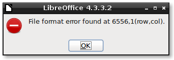libre office fails to open rtf destroyed by ted