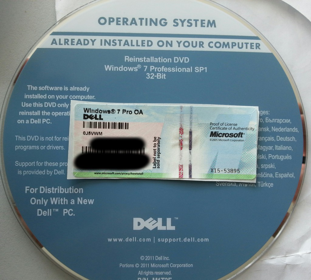 Pirate or non-Pirate DELL-OEM Win 7 RECOVERY DVD IMG_20150630_154727