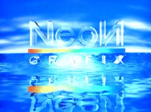 neon 3d atari rendering software