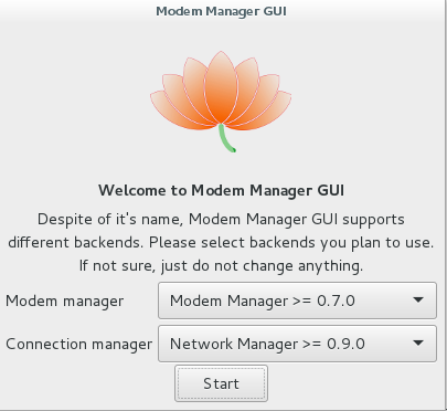 modem-manager-gui screenshot