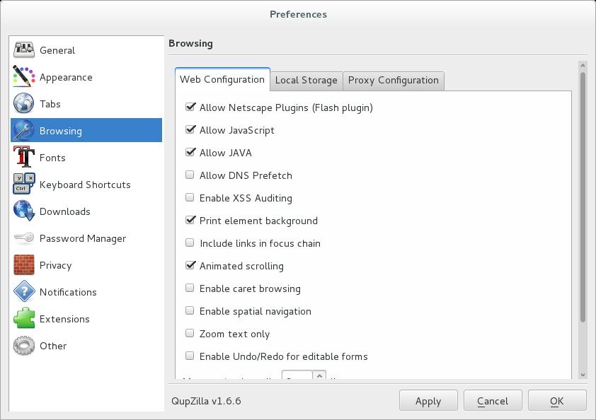 qupzilla_screenshot_preferences_browsing2