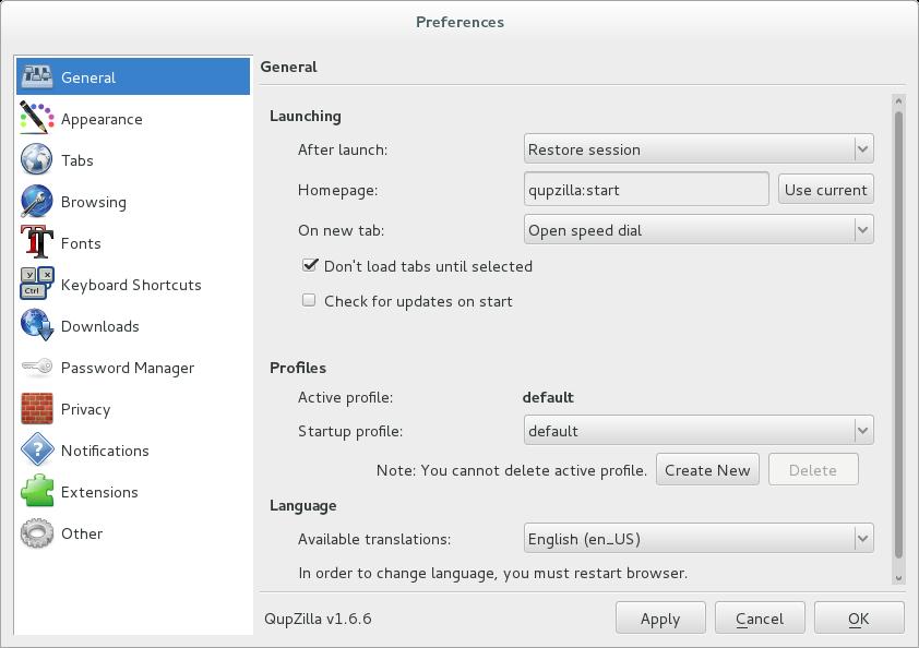 qupzilla_screenshot_preferences_general