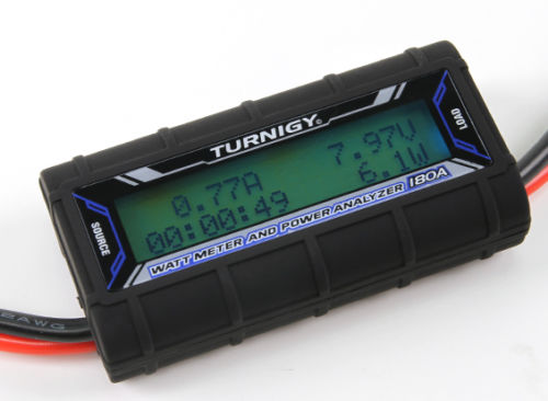 Turnigy-Power-Analyzer-Wattmeter-Amperemeter-bis-180A