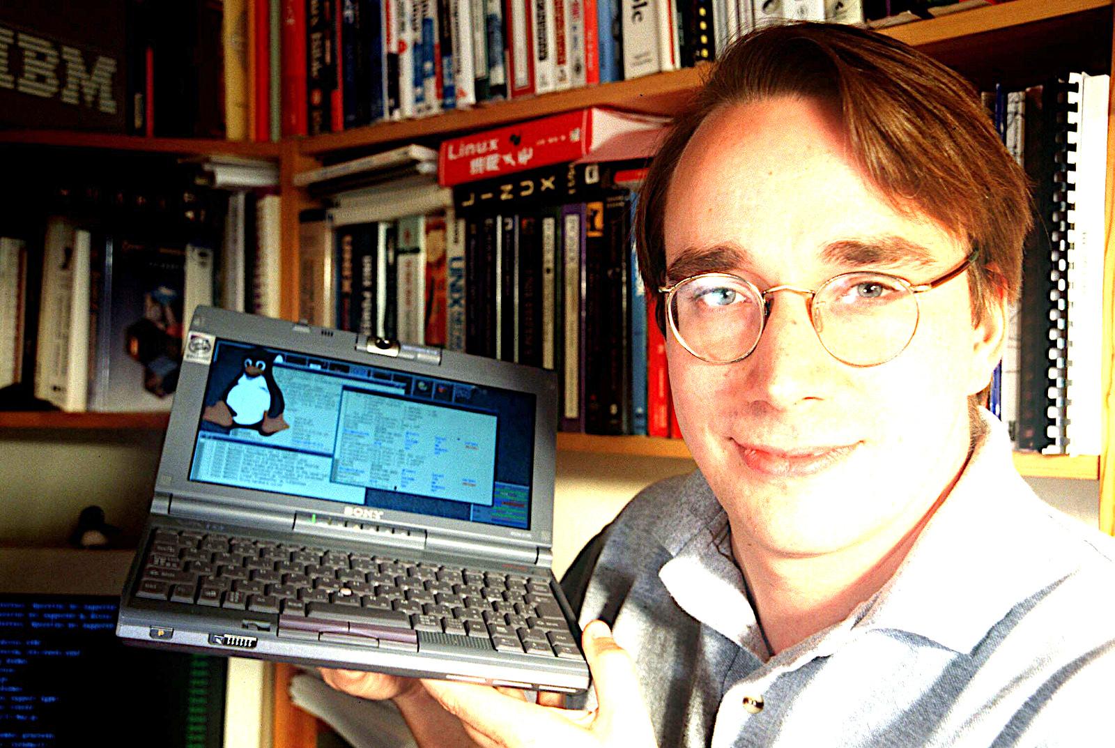 "DevC – Linus Torvalds ""Nothing better than C"""
