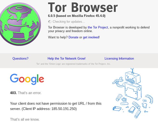Tor browser does not working гирда даркнет шелковый путь hyrda