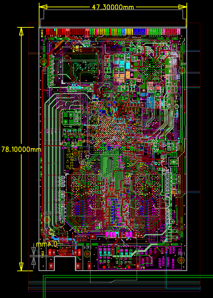 nexell_s5p6818_pcb_design_v0-1