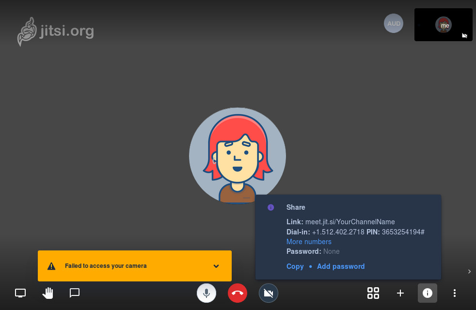 Alternative to the Alternative: Mumble (Audio only) vs WebRTC based video conferencing – Howto Setup jitsi debian mate – OpenSource alternative to Skype