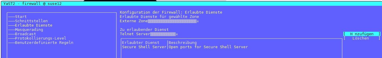 LPIC Setup Host Security Dwavesde - Minecraft server regeln erstellen