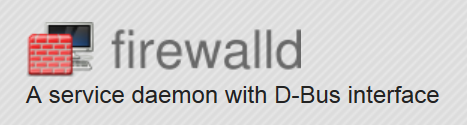 CentOS7 replaced firewall iptables with firewalld