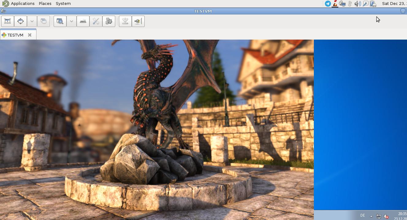 KVM QEMU GPU Graphic Card Pass Through – Windows Games on GNU Linux