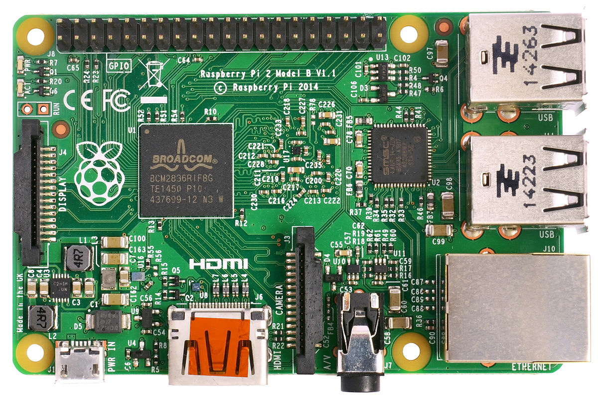 Getting Started with Raspberry Pi 2 Model B v1.1 vs ODROID-XU4 – vnc display 0 and 1