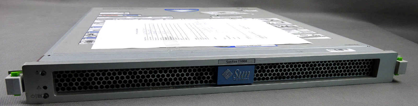 Sun Fire UltraSparc T1000 RISC Server Overview