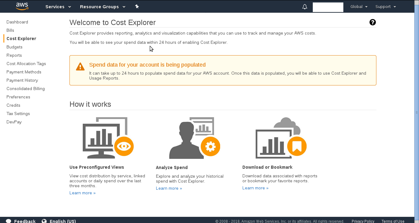 AWS Amazon Web Services EC2 Elastic Cloud – Test Drive