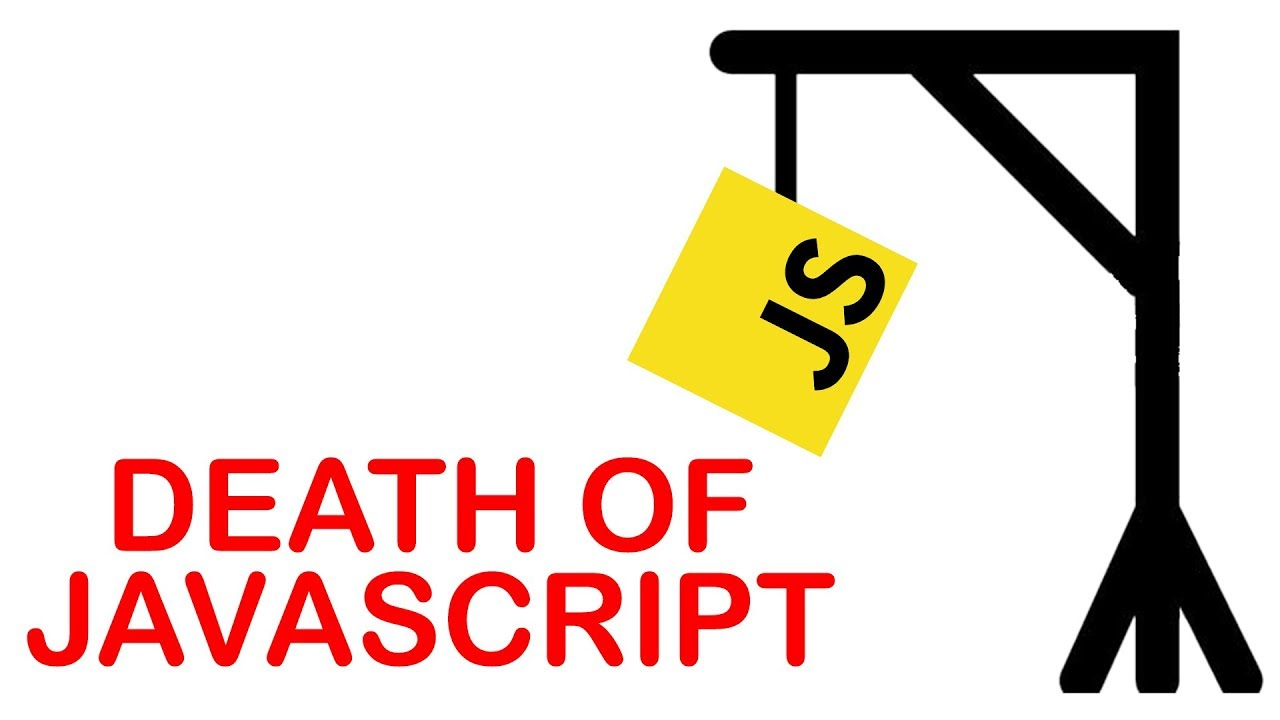 JavaScript is evil (= a major security problem)