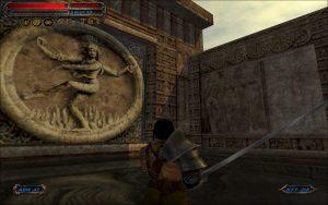 temple of ianna where the useless sacred sword is hidden