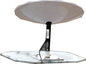 StarLink Dish PNG with transparent background