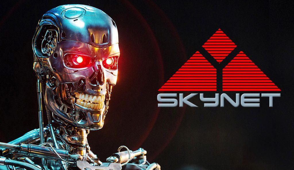 Terminator Skynet AI Network: damn, those Terminator robots have good dentists!