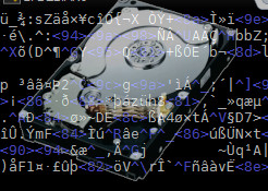 GNU Linux – create new encrypted partition harddisk – how to open encrypted harddisk partition