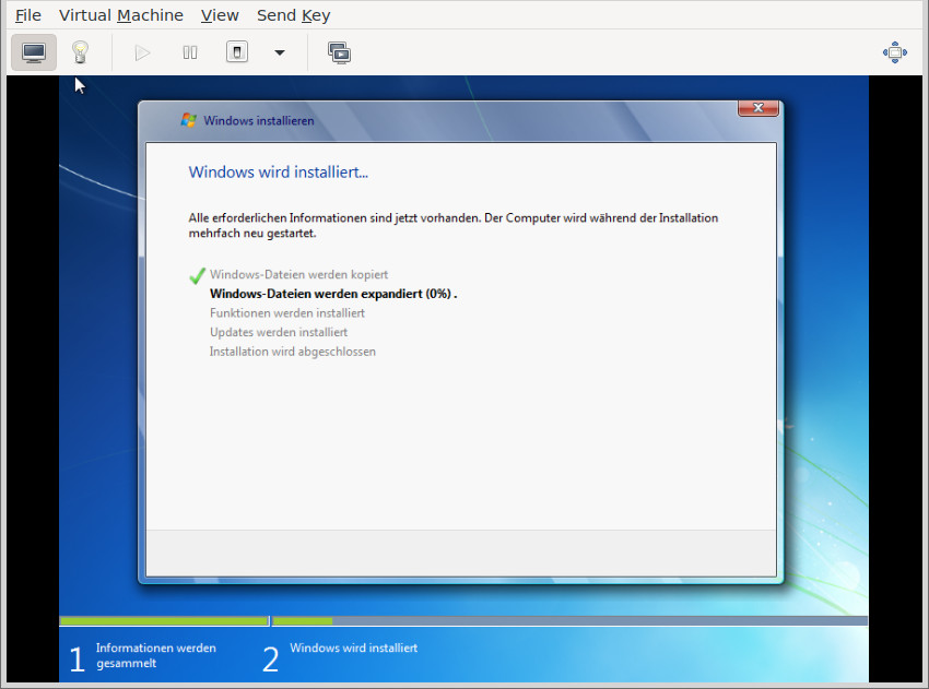 GNU Linux Debian 10 – kvm-qemu virtualization host – sata disk access performance problems with Windows 7 64Bit vm guest (only 32Bit works with virtio drivers crystal disk benchmark looking good)