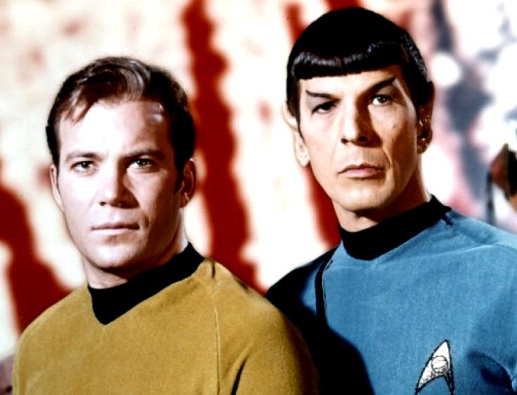 StarTrek first Generation Captain Kirk William Shatner emotional moving phiosophical speech after StarTrekking with BlueOrigin